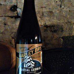 Barley Days Brewery Royal George Brown Ale
