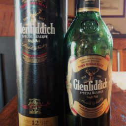 Glenfiddich 12y Special Reserve with Dad