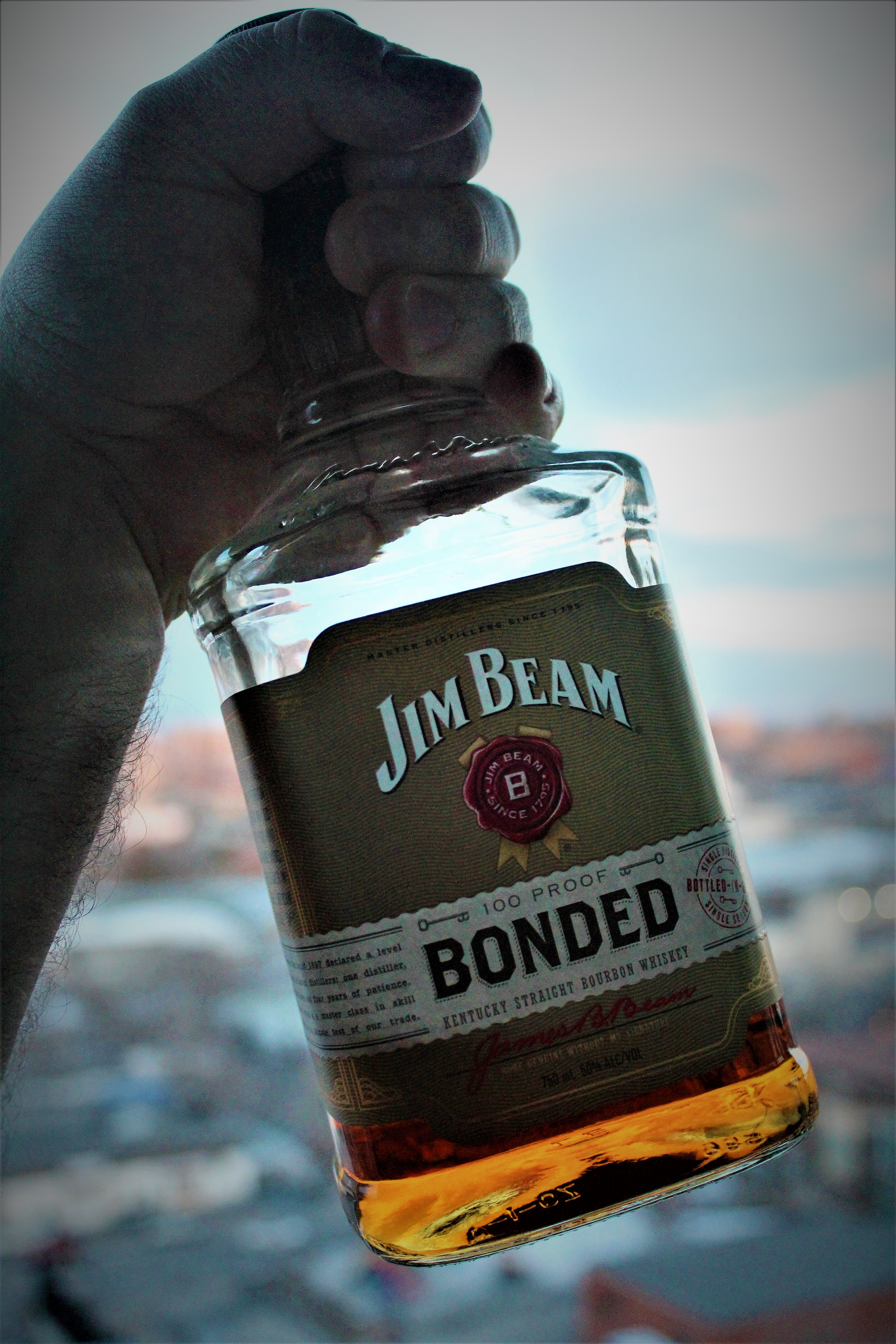 Jim Beam Bonded with Dan & Julia