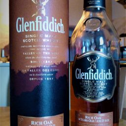 Glenfiddich 14y Rich Oak with Dan for World Whisky Day