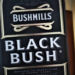 Round 2! Bushmills Black Bush