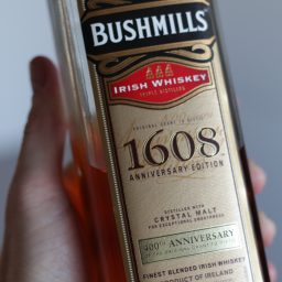 Guest Review! Bushmills 1608 Anniversary Edition By Daniel Küpper