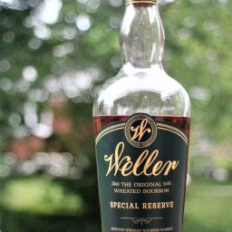 Weller Special Reserve Wheated Bourbon with Dan