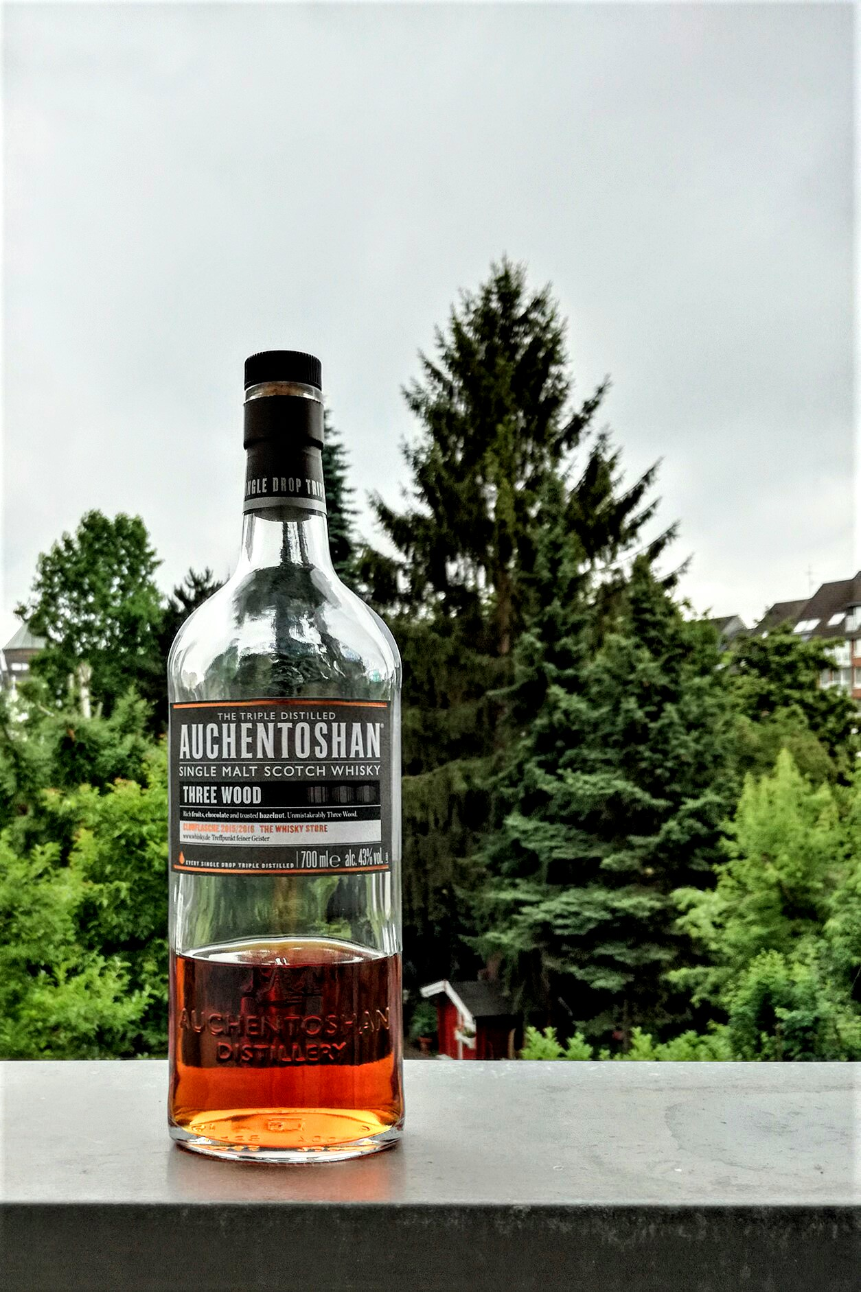 Guest Review! Auchentoshan Three Wood By Daniel Küpper