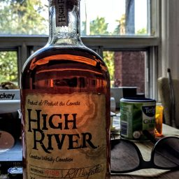 High River Canadian Whisky with Davey