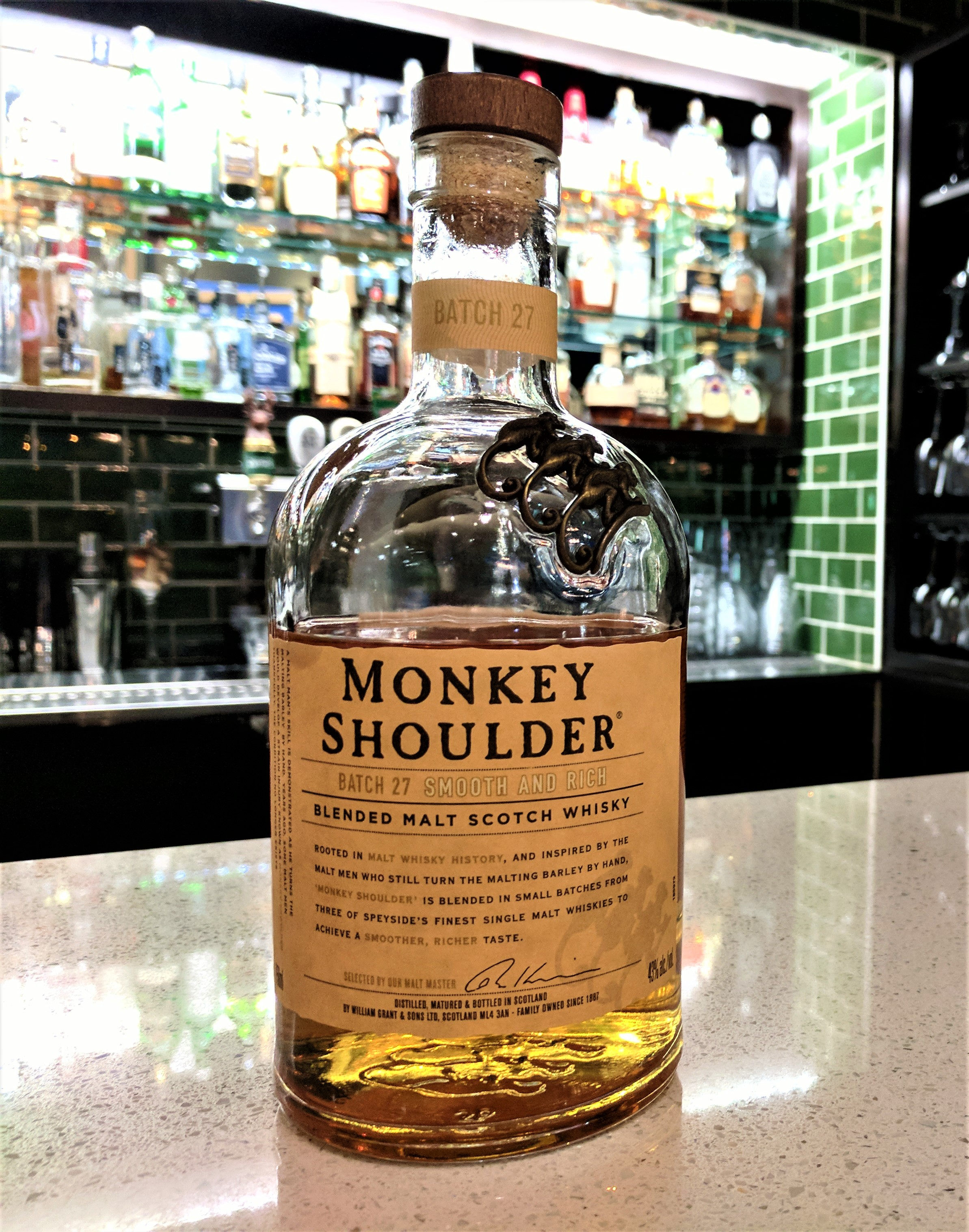 Saskatoon Sessions: Monkey Shoulder