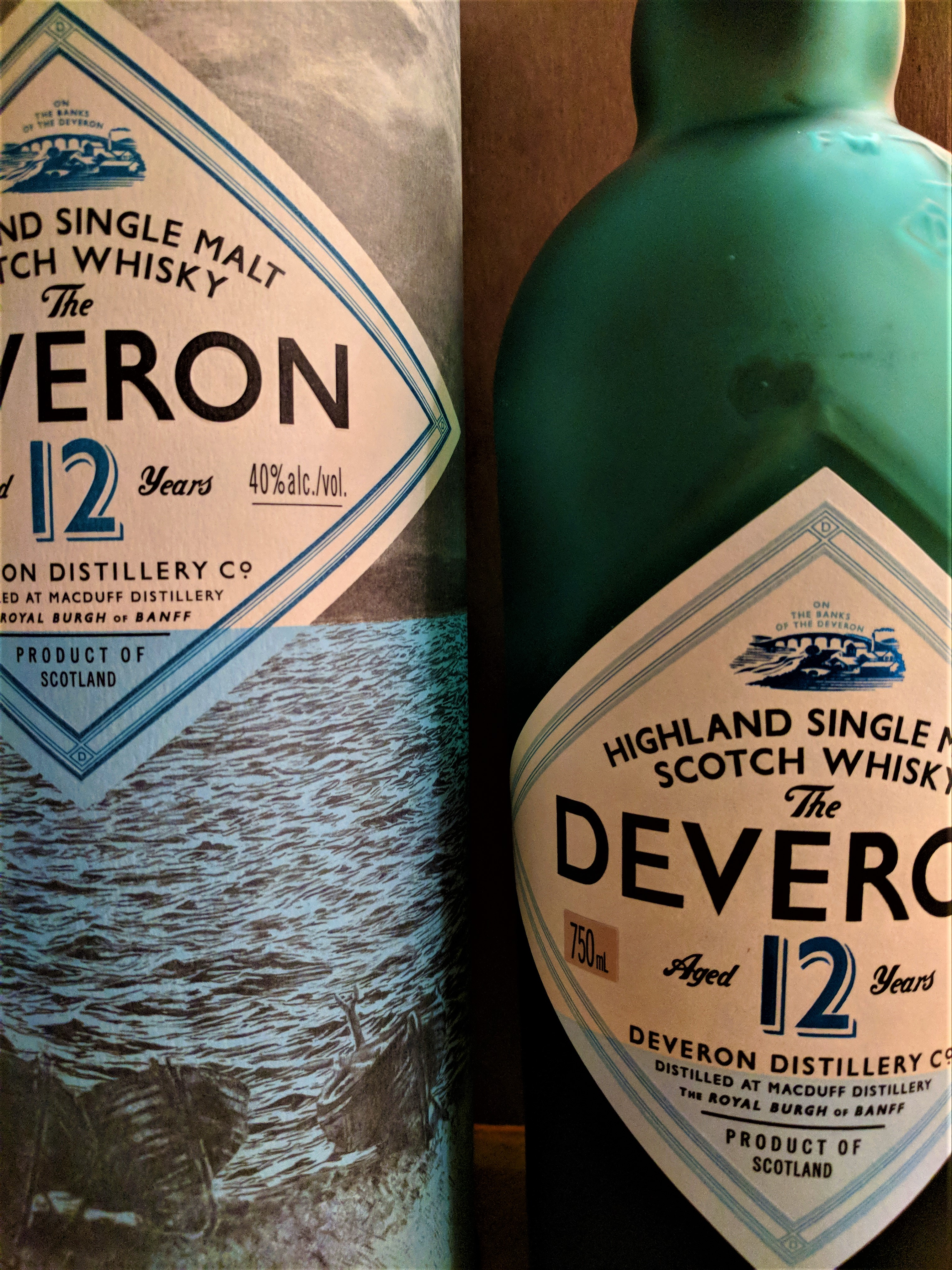 The Deveron 12y with Dan