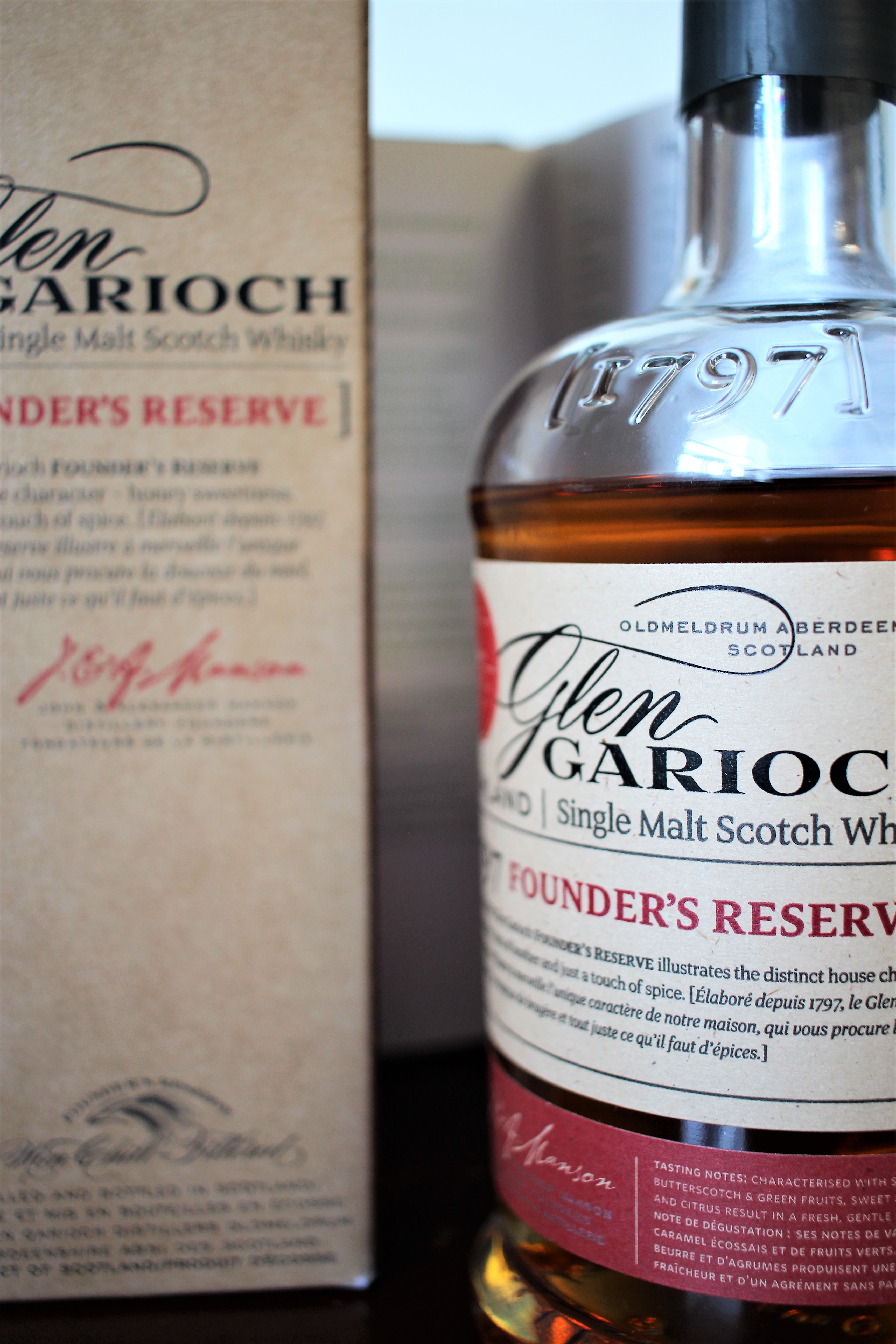 Glen Garioch Founder's Reserve with Dan & Goran