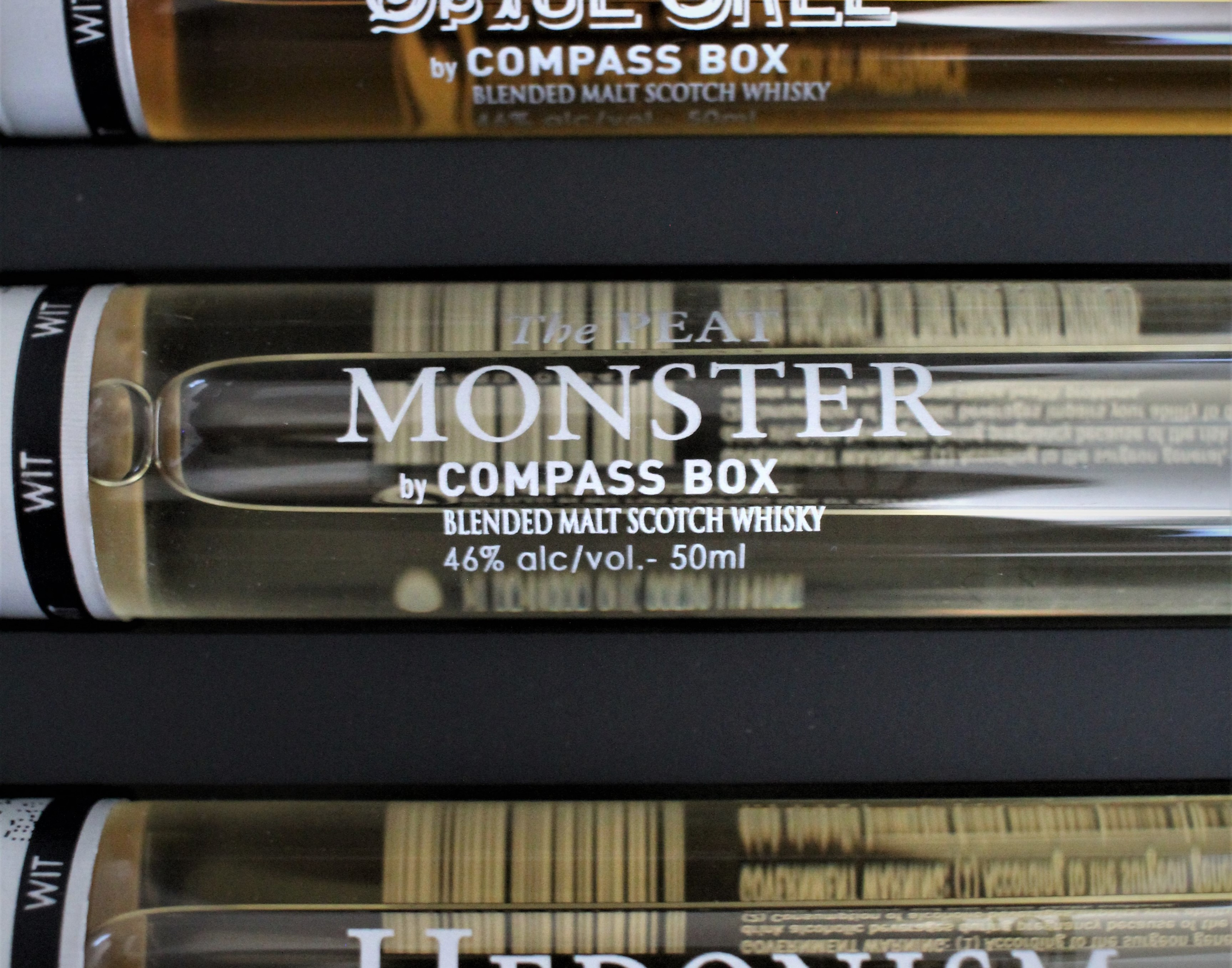 Round 2! Compass Box Peat Monster with Dan