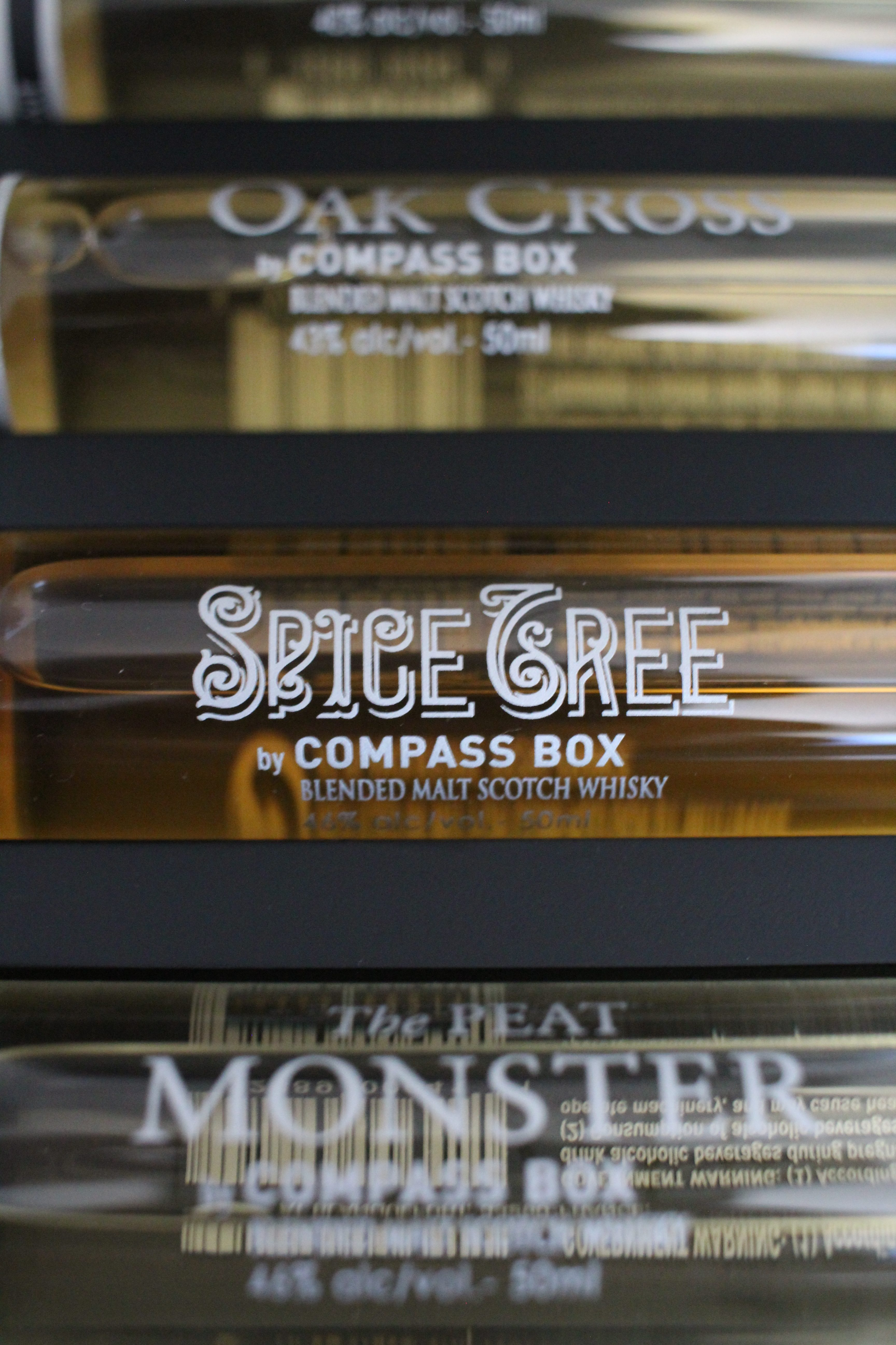 Compass Box Spice Tree with Dan