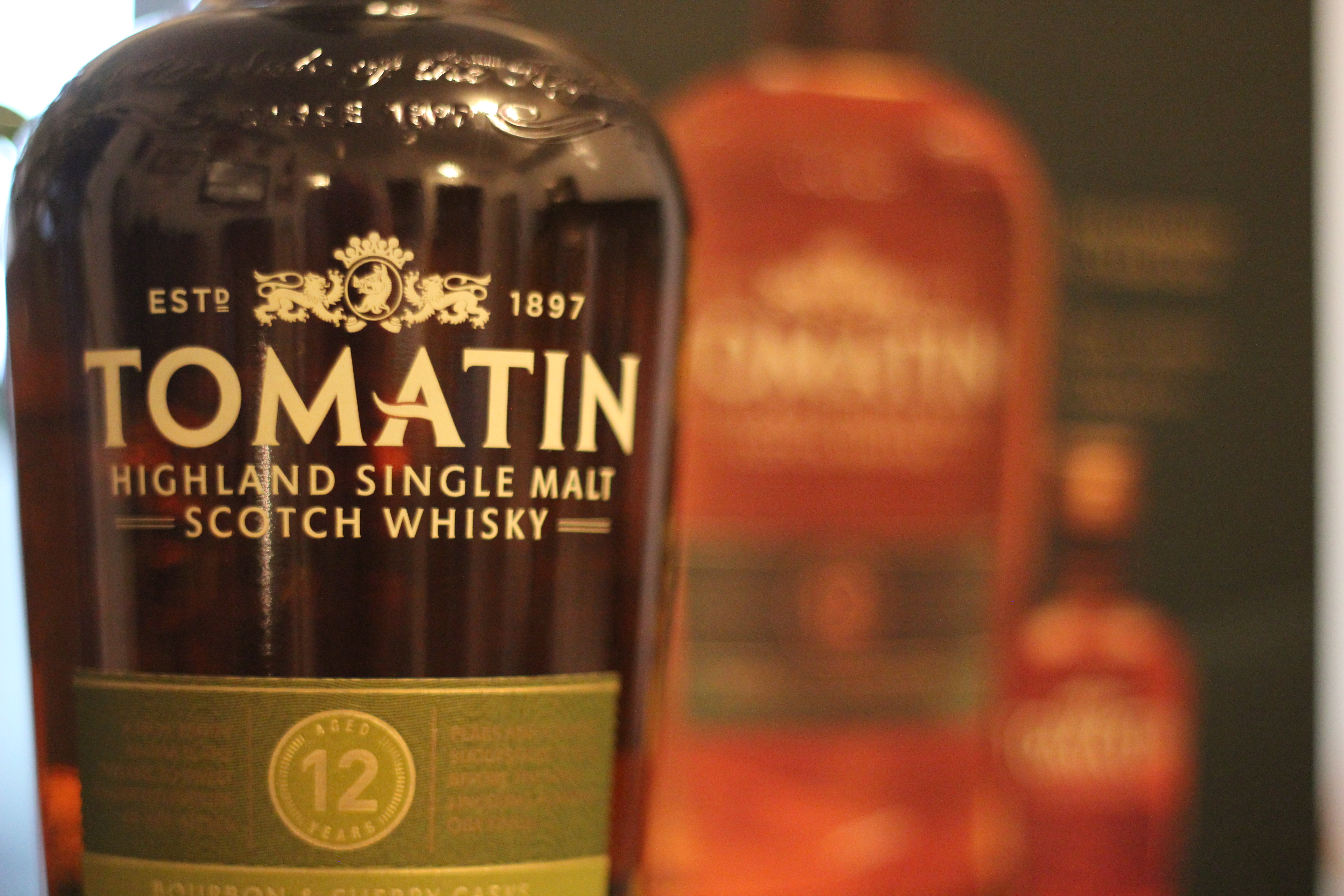 Tomatin 12y Bourbon & Sherry Casks with Dan