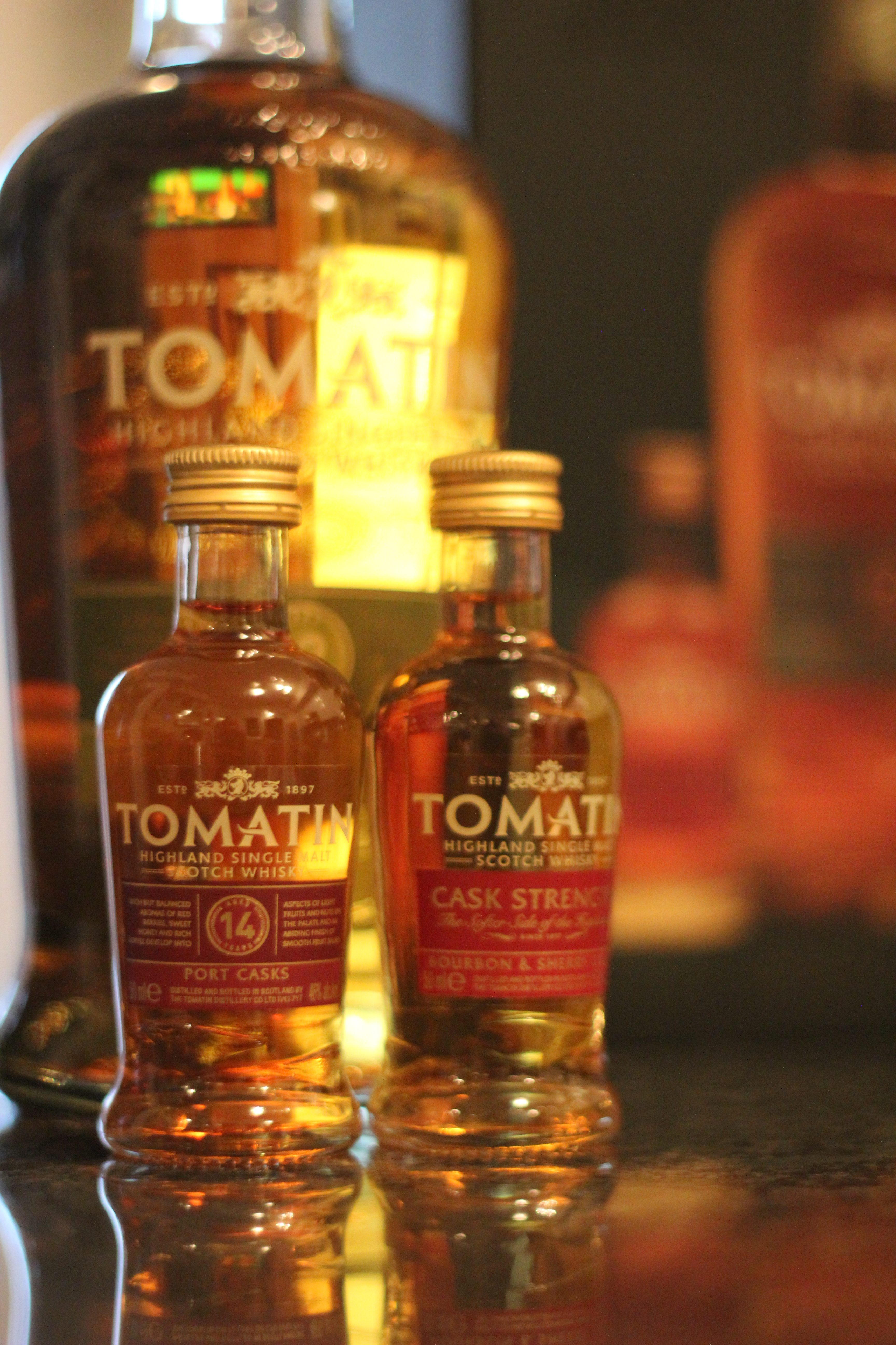 BattleScotch! Tomatin Second Edition with Dan