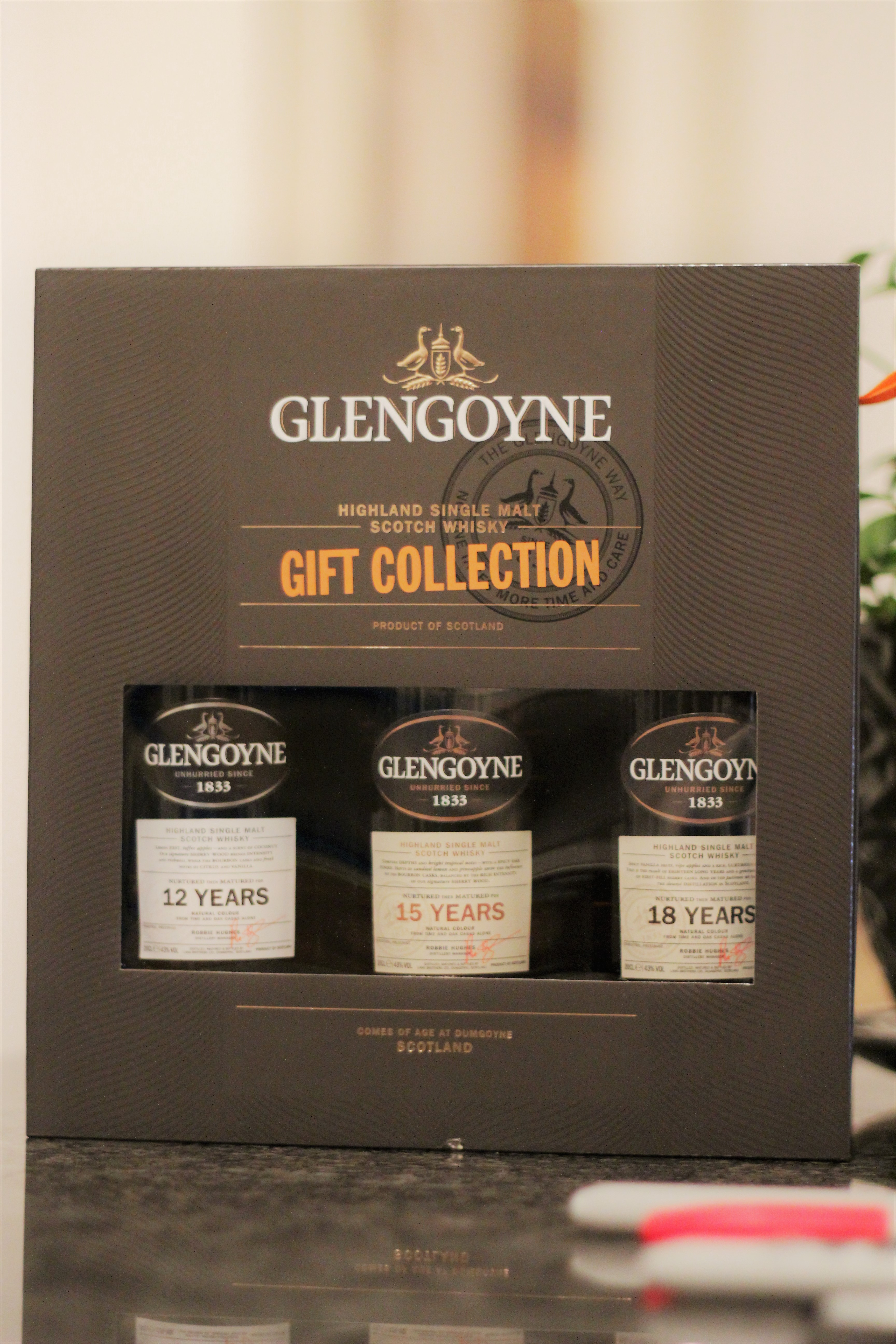 Teaser Tuesday! Glengoyne Gift Collection