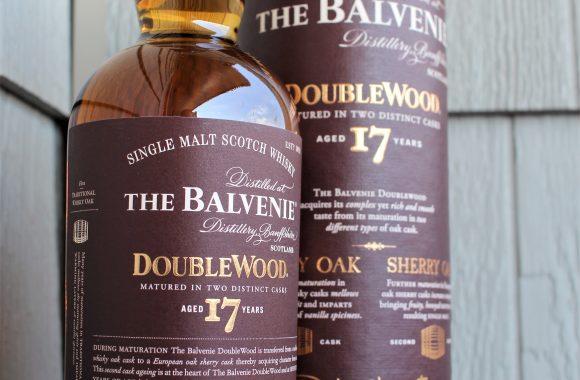 Balvenie 17y DoubleWood with Dan