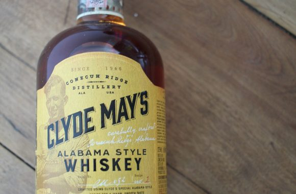 Clyde May's Alabama Style Whiskey with Bengt, Brad & Chris