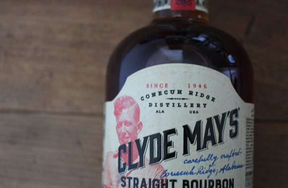 Clyde May's Straight Bourbon Whiskey with Bengt, Brad & Chris