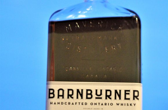 Barnburner Small Batch Ontario Whisky with Steve, Bengt, Brad, Chris & Junior