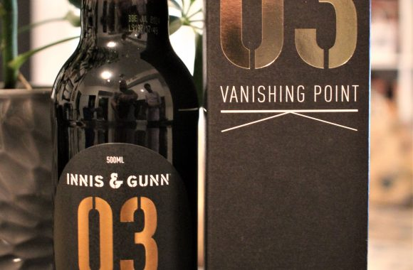 Robbie Burns Day Review! Innis & Gunn Vanishing Point 03 with Mike & Davey