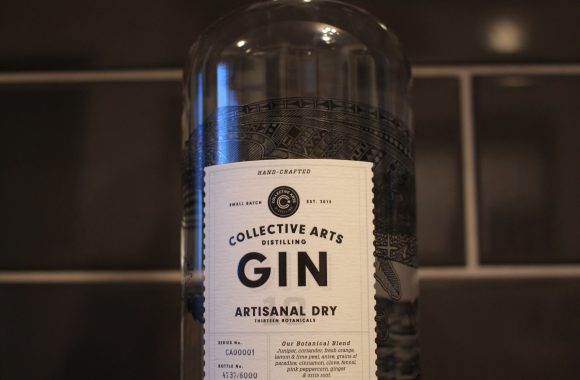 Collective Arts Artisanal Dry Gin with Brenna & Gill