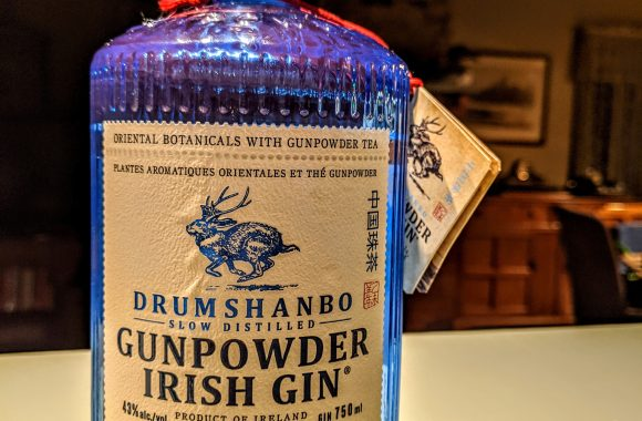 Drumshanbo Gunpowder Irish Gin with Mum & Brenna